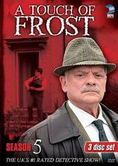 Touch of Frost - Season 5 (3-DVD)