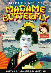 Madame Butterfly (Silent)