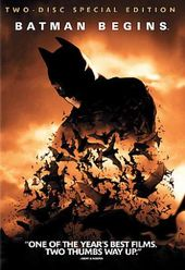 Batman Begins (Special Edition) (2-DVD)