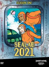 Sealab 2021 - Seasons 1-4 (8-DVD)
