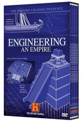 History Channel: Engineering an Empire (4-DVD)