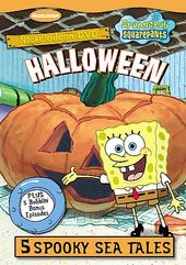 Spongebob Squarepants - Halloween (Senormatic)