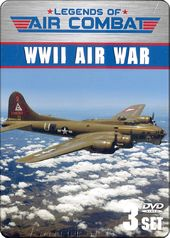 WWII Air War [Tin Case] (3-DVD)