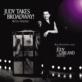Judy Takes Broadway! With Friends - Rare