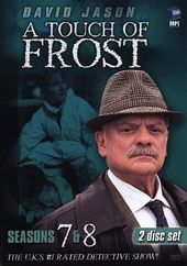 Touch of Frost - Season 7 & 8 (2-DVD)