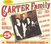 The Carter Family: 1927-1934 (5-CD Box Set)