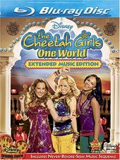 Cheetah Girls One World (Blu-ray)