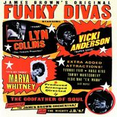 James Brown's Original Funky Divas (2-CD)