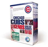 Baseball - Chicago Cubs Legends: Great Games
