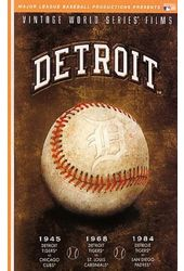 Baseball - Detroit Tigers: Vintage World Series