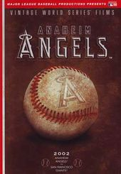 Baseball - Anaheim Angels: Vintage World Series
