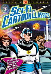 Sci-Fi Cartoon Classics, Volume 2: The Adventures
