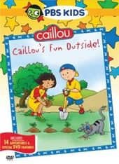Caillou - Caillous Fun Outside!