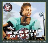 Queen of Country Blues 1929-1937 (5-CD Box Set)