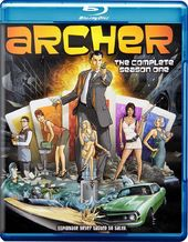 Archer - Complete Season 1 (Blu-ray)