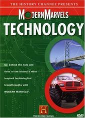 Modern Marvels: Technology (8-DVD)