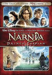 The Chronicles of Narnia: Prince Caspian (3-DVD