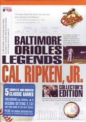 Baseball - Baltimore Orioles Legends: Cal Ripken,