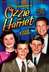 "Adventures of Ozzie & Harriet - Volume 23 - 11"" x"