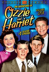 Adventures of Ozzie & Harriet - Volume 23
