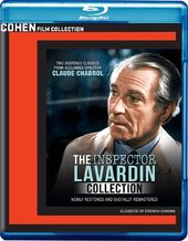 The Inspector Lavardin Collection (Blu-ray)