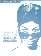The Music of Aretha Franklin (3-CD)