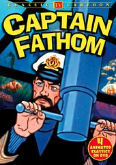 "Captain Fathom: 4-Episode Collection - 11"" x 17"""