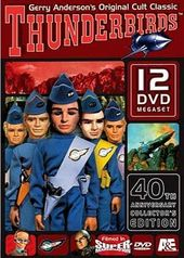 Thunderbirds - Mega Set (40th Anniversary