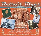 Detroit Blues: Blues from the Motor City