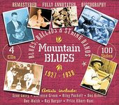 Mountain Blues: Blues, Ballads & String Bands