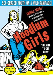 "Hoodlum Girls - 11"" x 17"" Poster"
