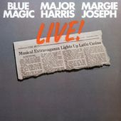 Live!: Blue Magic, Major Harris, Margie Joseph