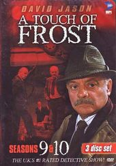 Touch of Frost - Season 9 & 10 (3-DVD)
