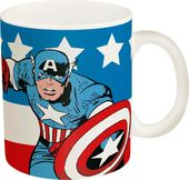 Captain America - 11.5 oz Ceramic Mug