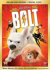 Bolt (2-DVD with DisneyFile)