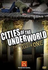 Cities of the Underworld - Season 1 (4-DVD)
