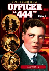Officer '444', Volume 1 (Chapters 1-5) (1926) -