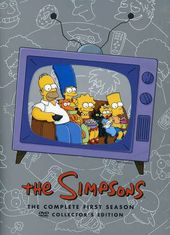 The Simpsons - Complete Season 1 (3-DVD)