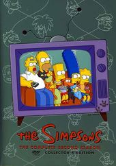 The Simpsons - Complete Season 2 (4-DVD)