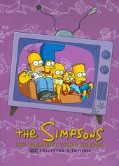 The Simpsons - Complete Season 3 (4-DVD)