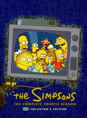 The Simpsons - Complete Season 4 (4-DVD)