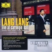 Lang Lang Live at Carnegie Hall (CD, DVD)