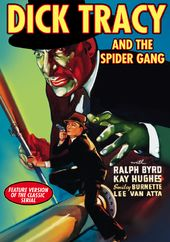 "Dick Tracy and the Spider Gang - 11"" x 17"" Poster"