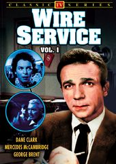 "Lost TV Classics: Wire Service - Volume 1 - 11"" x"