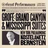 Grofe: Grand Canyon Suite/Mississippi Suite