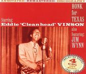 Honk For Texas (4-CD)