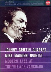 Johnny Griffin Quartet/ Mike Mainiery Quintet -