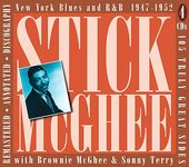 New York Blues and R&B 1947-1955 (4-CD)
