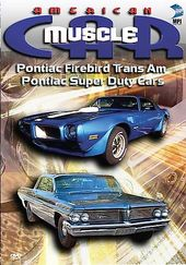 Americam Muscle Car: Pontiac Firebird Trans Am &
