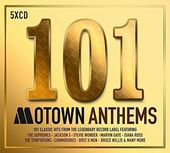 101 Motown Anthems (5-CD)